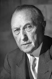 Konrad Adenauer - Author : Bundesarchiv / Katherine Young - Creative Commons Attribution-Share Alike - 400px-Bundesarchiv_Konrad_Adenauer