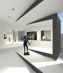 Great Interior of Art Gallery Interior Design from Historic Building by  StudioWTA Architecture | in side | Pinterest | Building, Architecture and  Interiors