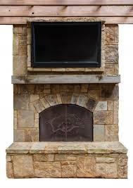 fireplace 60 inch