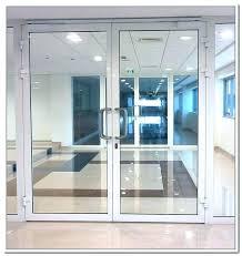 fire rated glass door decor appealing fire rated glass door decor and doors resistant commercial
