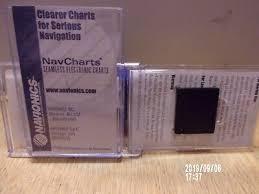 Navionics Classic Navchart Chart Data Card Boston New York