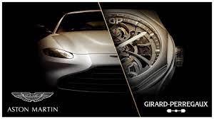 Girard Perregaux Is Revealed As Official Watch Partner For Aston Martin Aston Martin Pressroom