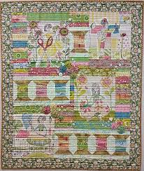 46 best Collage quilts images on Pinterest | Art studios, Birthday ... & I Made it by Fiberworks Quilt Shop Adamdwight.com