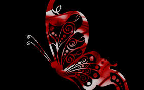 Red Butterfly Wallpapers - Top Free Red ...