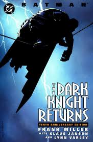 the dark knight returns reading between the lines a closer look  the dark knight returns by frank miller
