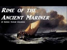 teaching the rime of the ancient mariner