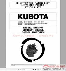 free auto repair manual kubota engines shop manual & parts catalog Kubota D722 Engine Wiring Diagram www autorepairmanuals ws threads kubota engines shop manual parts catalog 33456 post 56306 Kubota D722 Engine VIN