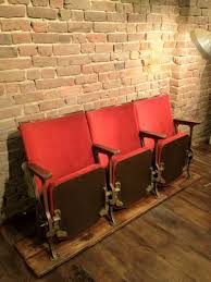 pew chairs for sale uk. vintage cinema chairs theatre seats - this just looks like a few boards that have been pew for sale uk