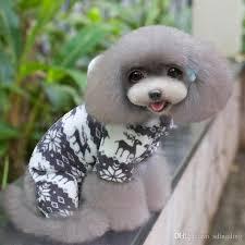 2019 Winter Pet Puppy Dog Clothes <b>Fashion Pet Puppy</b> Warm Coral ...