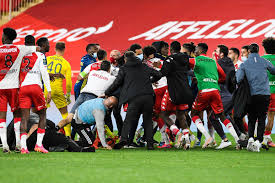 Football Monaco - L1 : Monaco demande à Lyon de baisser d'un ton -  Olympique Lyonnais - Foot 01