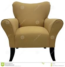 contemporary accent chair stock photo  image