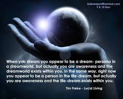 Lucid Dreaming Quotes Best of 24 Best Favourite Quotes Images By Gateways Of The Mind On Pinterest
