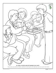 Lds Primary Coloring Pages Best Coloring Pages 2018