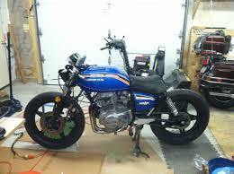17 best images about cm400 bikes vintage honda 1978 cb400 cafe chopped up hawk