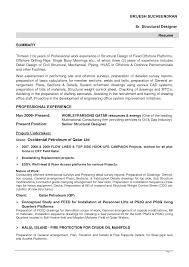 Offshore Resume Ideal Offshore Resume Samples Free Career Resume
