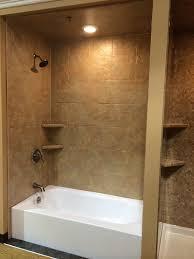 Stone Bathroom Tiles Bathroom Tile Natural Stone Showers Wall Surrounds Rebath Of