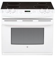 How To Clean Black Appliances Gear 30 Drop In Electric Range Jd630dfww Ge Appliances