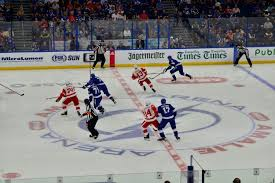 Amalie Arena Tampa Bay Lightning Stadium Journey