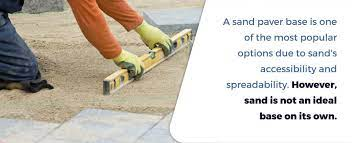 choosing the right paver base material