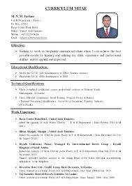 Pastry Chef Resume Example Pastry Chef Resume Curriculum Vitae ...