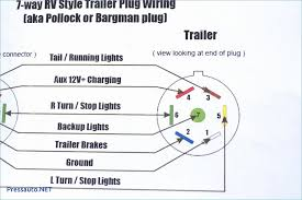 wiring diagram for trailer light plug best wiring diagram led tail lights best boat trailer wiring