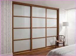 image of installing a diy sliding closet doors