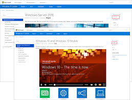Icrosoft Com Windows Server 2016 And Windows 10 It Pro Docs Are Now On