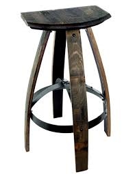 Custom Made Industrial Style Bar Stools In Weathered