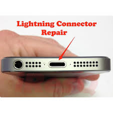 iphone 5s lightning connector repair
