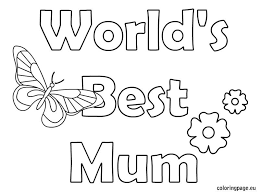 Worlds Best Mum Holidays Mothers Fathers Day Mothers Day