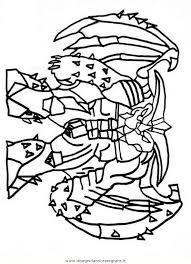 Disegno Gormiti31 Personaggio Cartone Animato Da Colorare