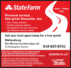 state farm insurance opening hours 2 30 mcnaughton ave wallaceburg on
