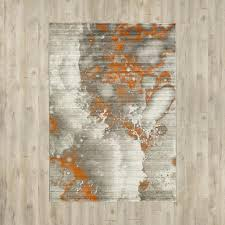 burnt orange and grey light gray burnt orange area rug burnt orange and grey bedroom