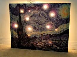 light up canvas on lighting up wall art with light up canvas lights pinterest canvases lights and crafts