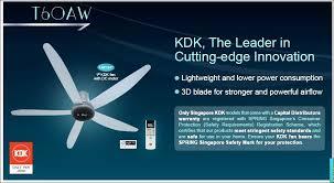 ceiling fan ceiling fan dc motor review details of kdk t60aw 150cm dc motor