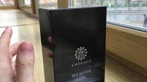 <b>Amouage</b> - <b>Memoir for</b> man. Обзор и политинформация. - YouTube