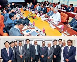 ministry of development strategies and international trade organized a two day round table investment forum on sri lanka with sovereign wealth funds swfs