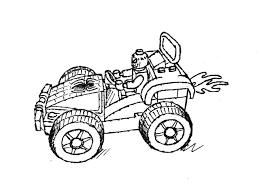 Danny phantom urban jungle coloring pages. Spiderman Lego Car Colouring Page By Giston On Deviantart