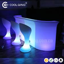 Cool Leuchtende Möbel Stehtische Moderne Hausbar Zähler Design Buy Zuhause Bartheke Designführte Nachtclub Tischpartei Stehtische Product On