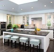 Contemporary Kitchens Islands Kitchen Island Planning Guide Space
