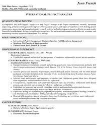 Resume Writing Samples Professional Résumé Writing Samples 26