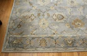image of pottery barn henley rug pattern