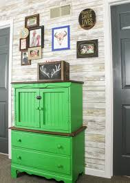 green painted furniture. Bright Green Painted Hutch - Is A Hot Home Decor Trend Right Now, So Furniture