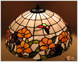 vintage floor lamp shades uk