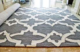ikea area rugs grey and white