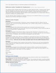 Job Reference Page Example Unique Examples References Resume