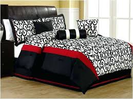 red and white bedding sets black and red bedding set red and white striped bedding sets