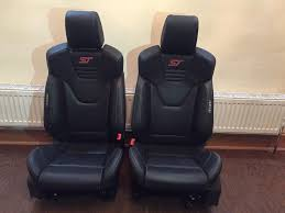 ford focus st recaro leather seats