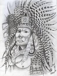 aztec warrior and princess black and white. Interesting White The Gallery For U003e Aztec Warrior And Princess Black White Inside A