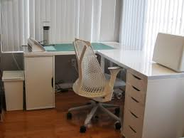 office desk at ikea. Image Of: Ikea Computer Desk White Office At H